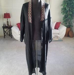 Long Kimono Size small